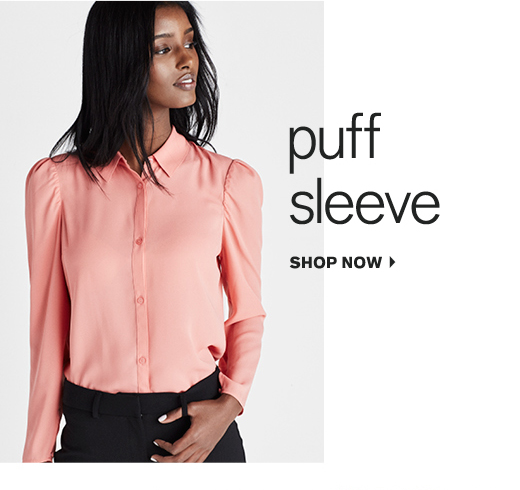 Puff Sleeve - Shop Now